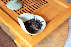 Menghai 7542 puer tea