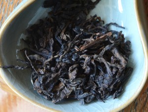 Dayi 7542 dry puer leaves
