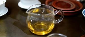 Puer Tea Soup