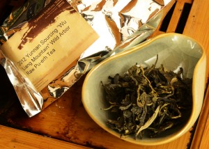Wu Liang Shan Dry Tea