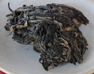 Xiaguan Dry Puer