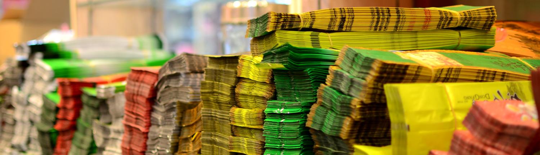 Tea Packaging Chinese Tea Market