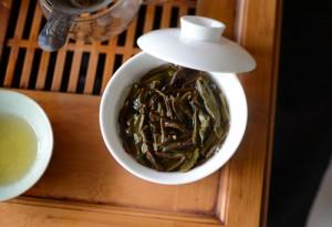 Tea in Gaiwan