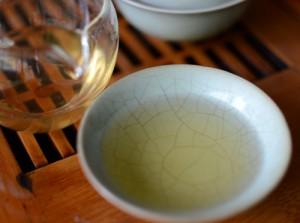 Celadon Tea cup