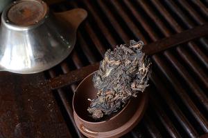 aged Puerh tea