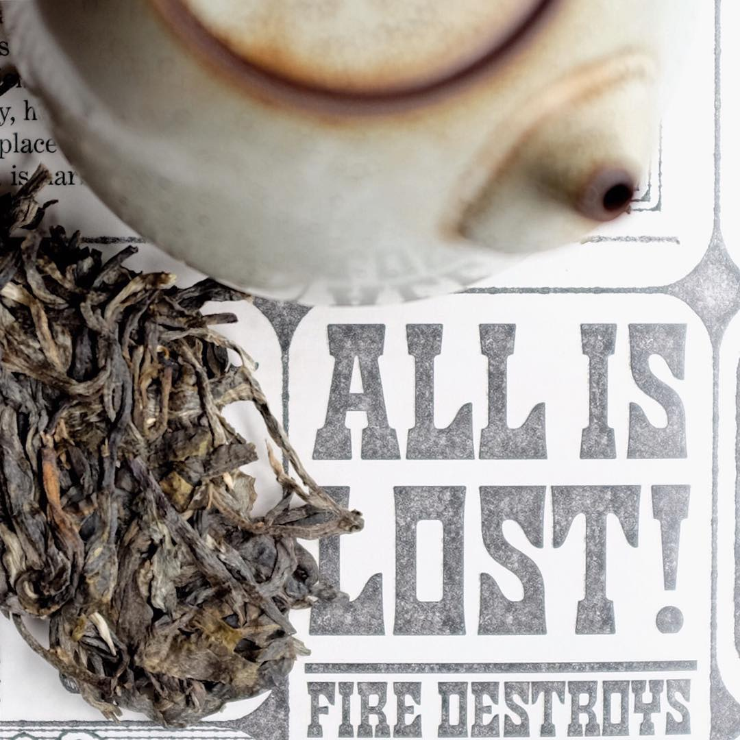 AllisLost ! notreallytho firedestroys thatstru white2tea