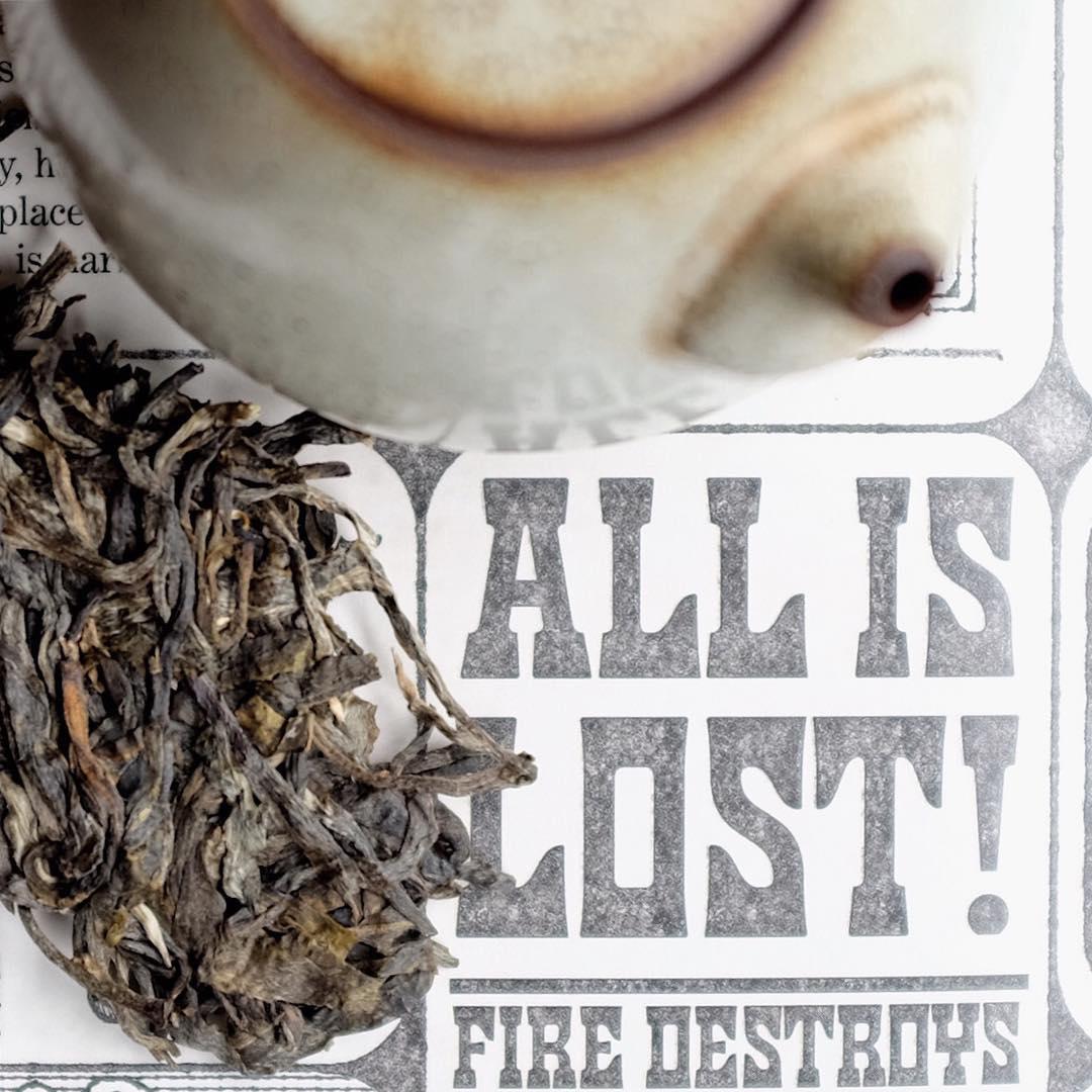 AllisLost ! notreallytho firedestroys thatstru white2tea