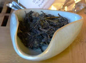 Yiwu puer tea