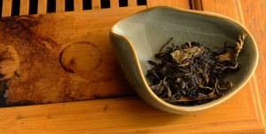 Dry Purple Puerh Tea from Dehong