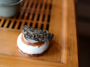 Yiwu Puer Tea from Douji