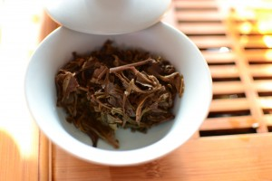 Purple Dayi Puerh