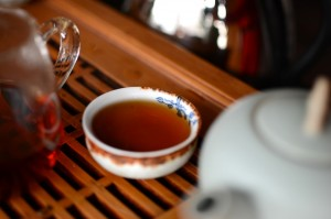 Chinese tea blog