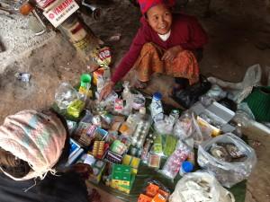 Myanmar Medicine Woman