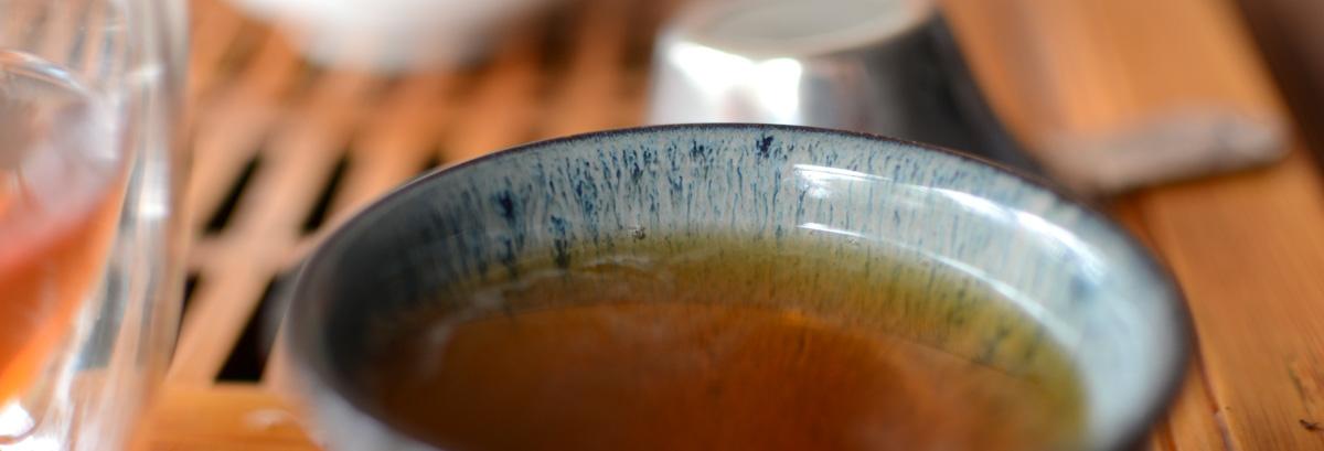 Xia Guan Puerh Tea