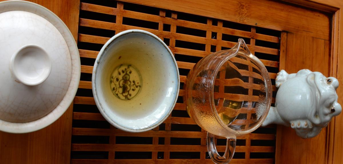 Gua Feng Zhai Puerh Tea
