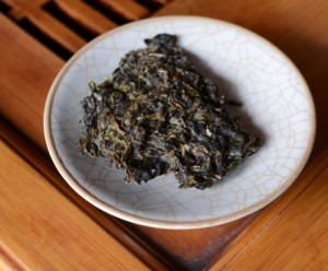 Green tea puer
