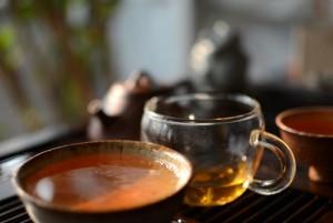 Qizhong puer tea
