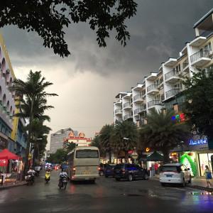 Rain in Menghai
