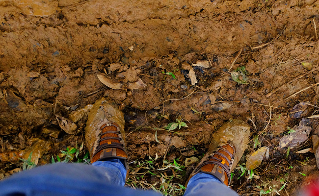 muddy yunnan