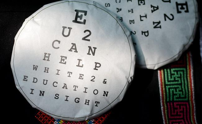 U 2 CAN HELP